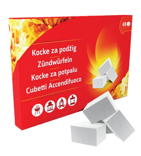 Kerozinske kocke 48 kom