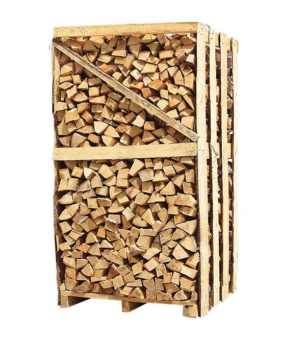 Bukova drva polsuha -paleta 1x1x1,8m