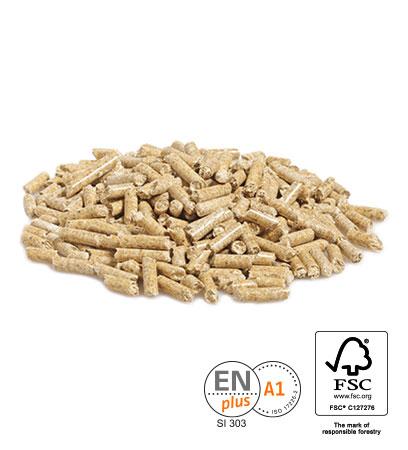Premium Greenheat ENplus A1