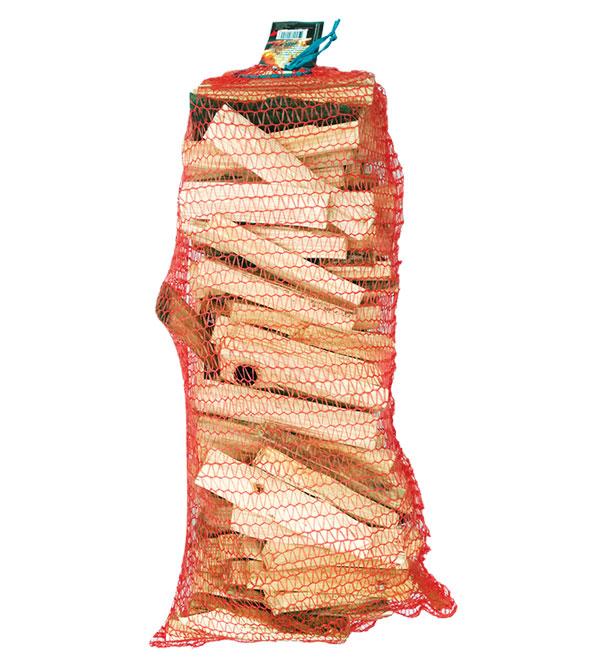 Treske v mreasti vreči