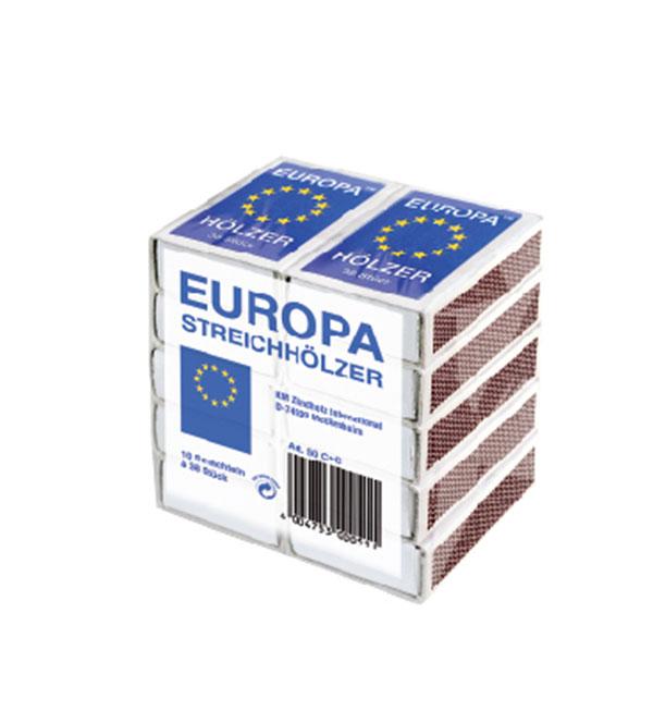 Vžigalice Europa